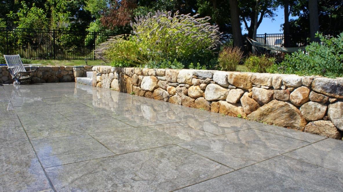 Persian Gray Limestone