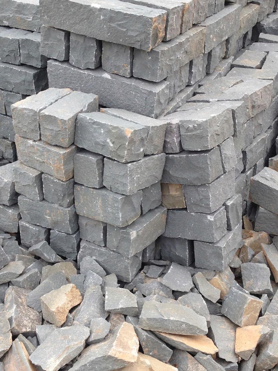 Northeast Bluestone Cobbles