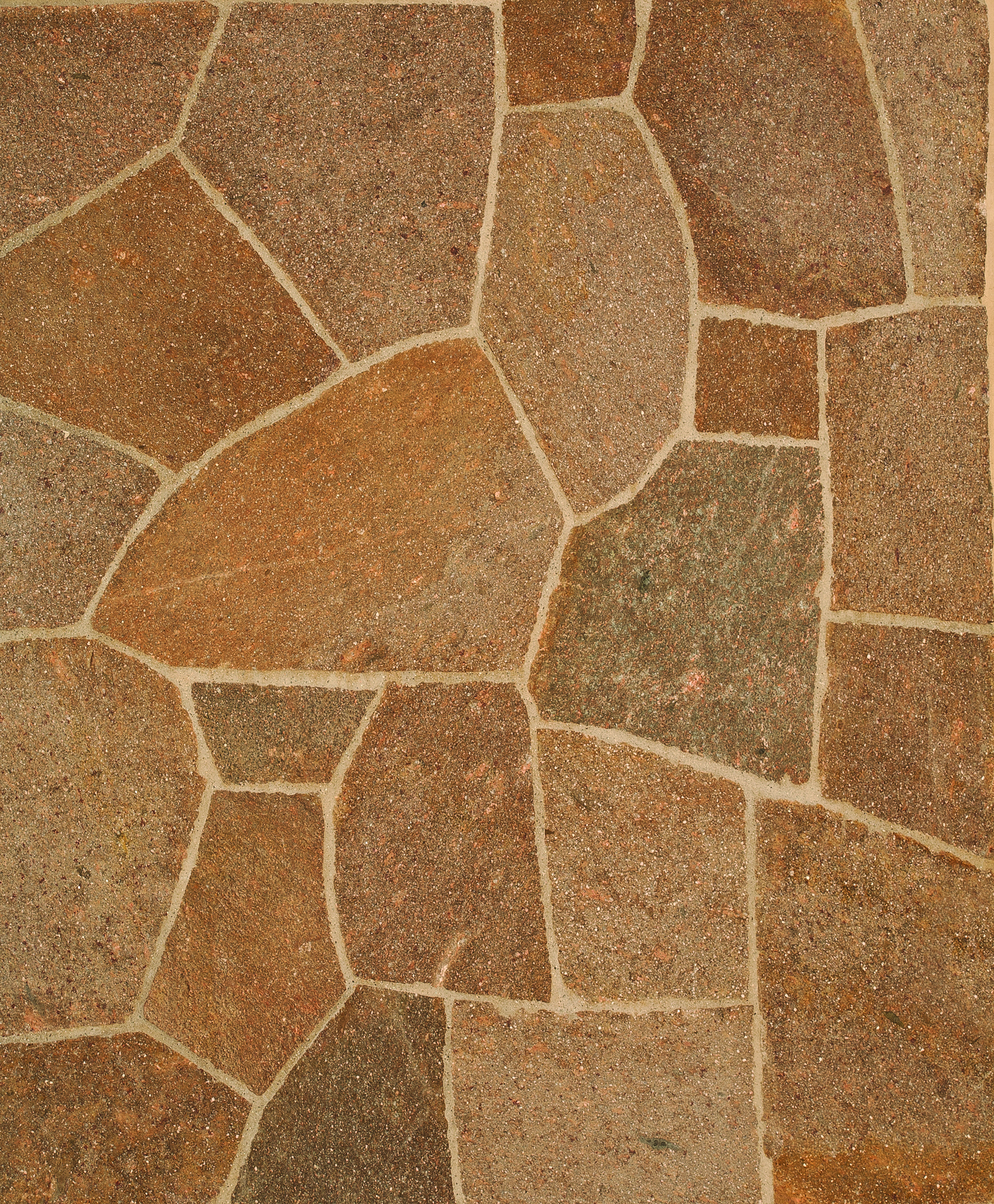 Gray Brown Flagstone