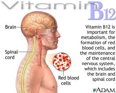 Figure 3 – Vitamin B12 (cobalamin).