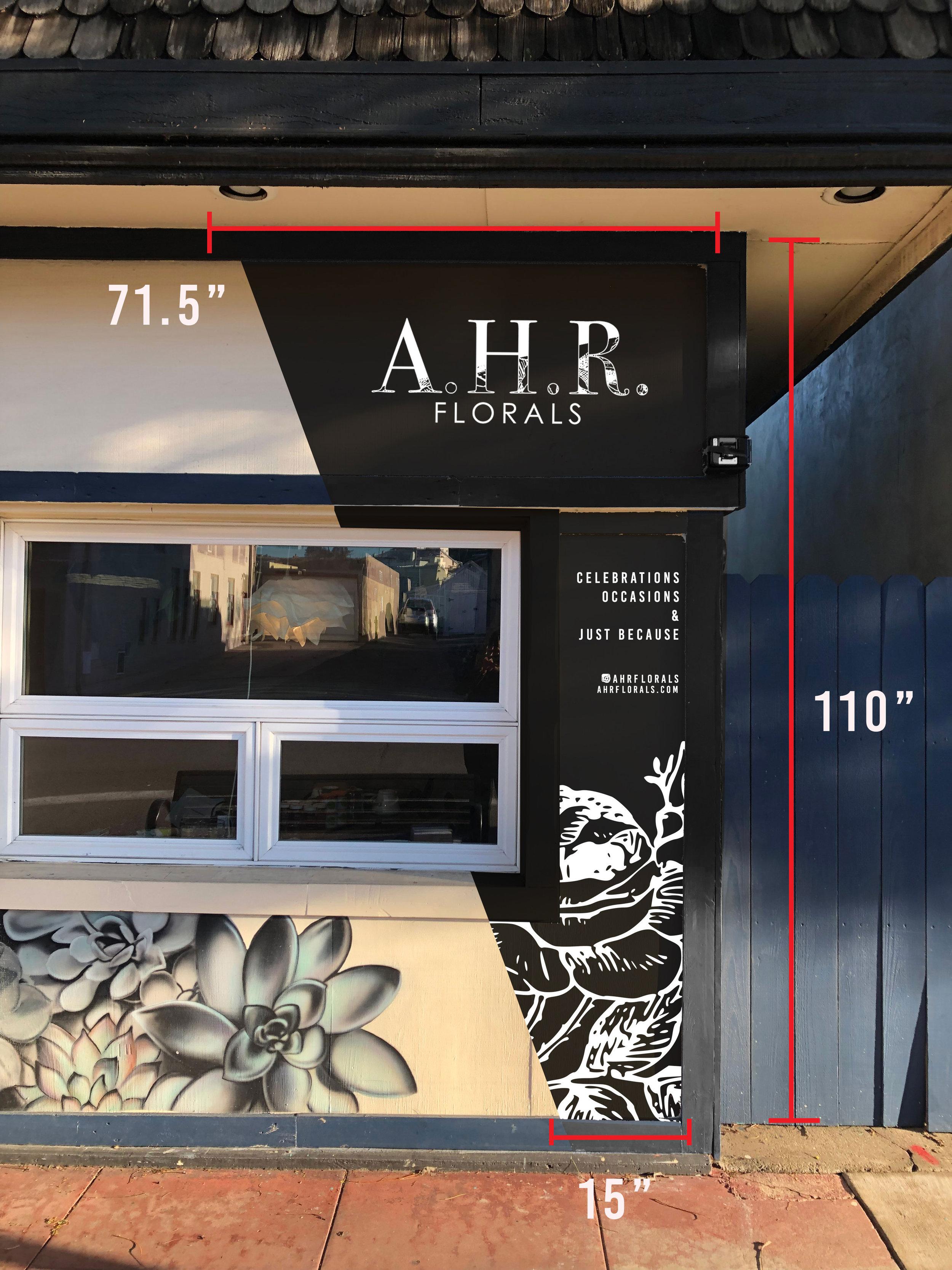 AHR Florals Studio San Diego