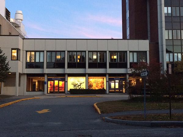 USM Science Building Lobby