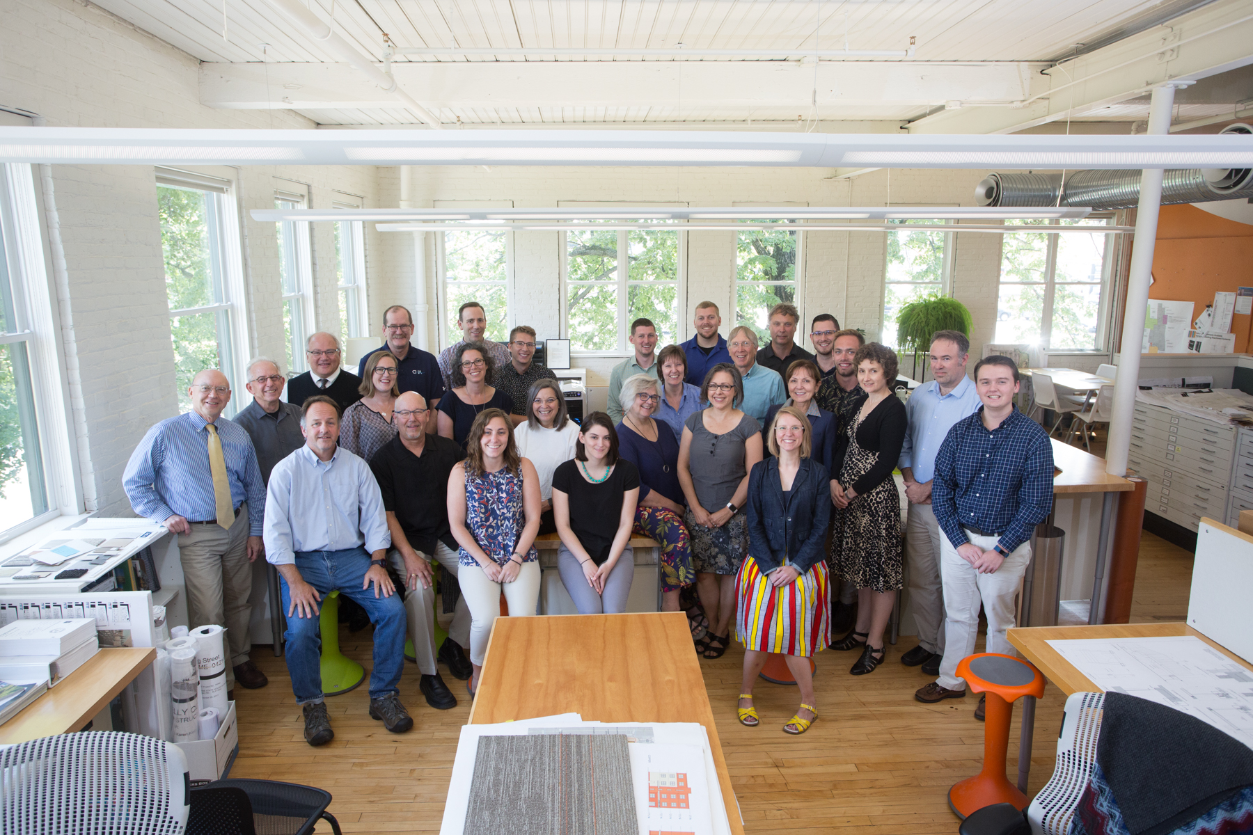 PDT Architects Team