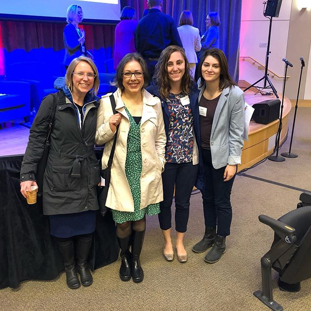 Several PDTers enjoyed this morning's Women's Leadership Forum presented by @mainebiz_events. What an inspiring group of panelists! We're already looking forward to the next forum. #pdtarchs_me #mbwlf19 #women #leadership