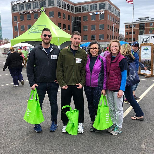 We can't believe it's already been a month since the Southern Maine Heart Walk. PDT was proud to walk in support of ❤️ health!  #pdtarchs_me #heartwalk #heartwalk2019 #hearthealth