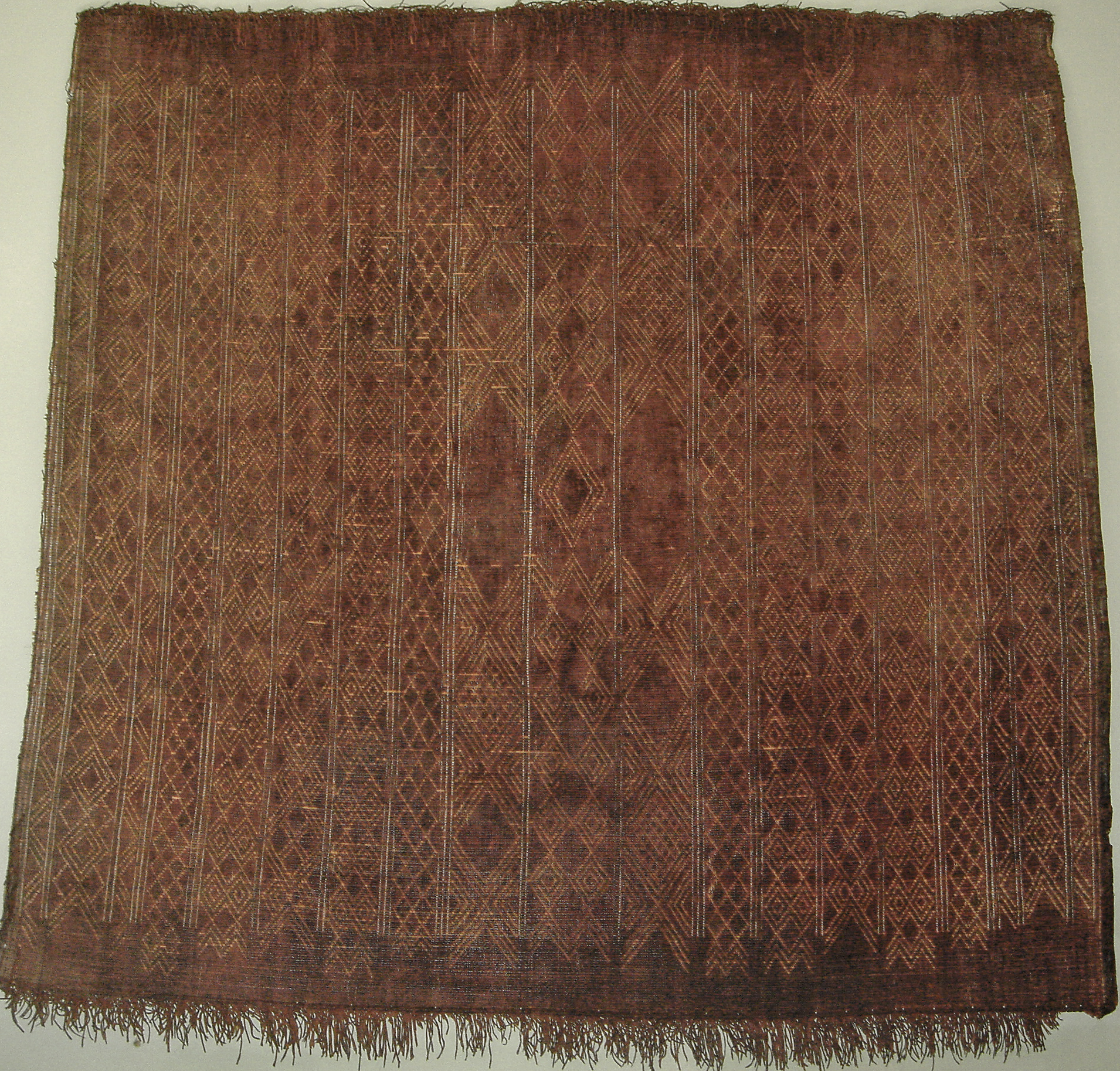 Man's Prayer Rug