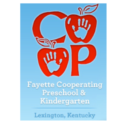 Fayette Cooperating Nursery School & Kindergarten - 109 Rosemont Garden Lexington, KY 40503859-276-6350info@coopschool.org