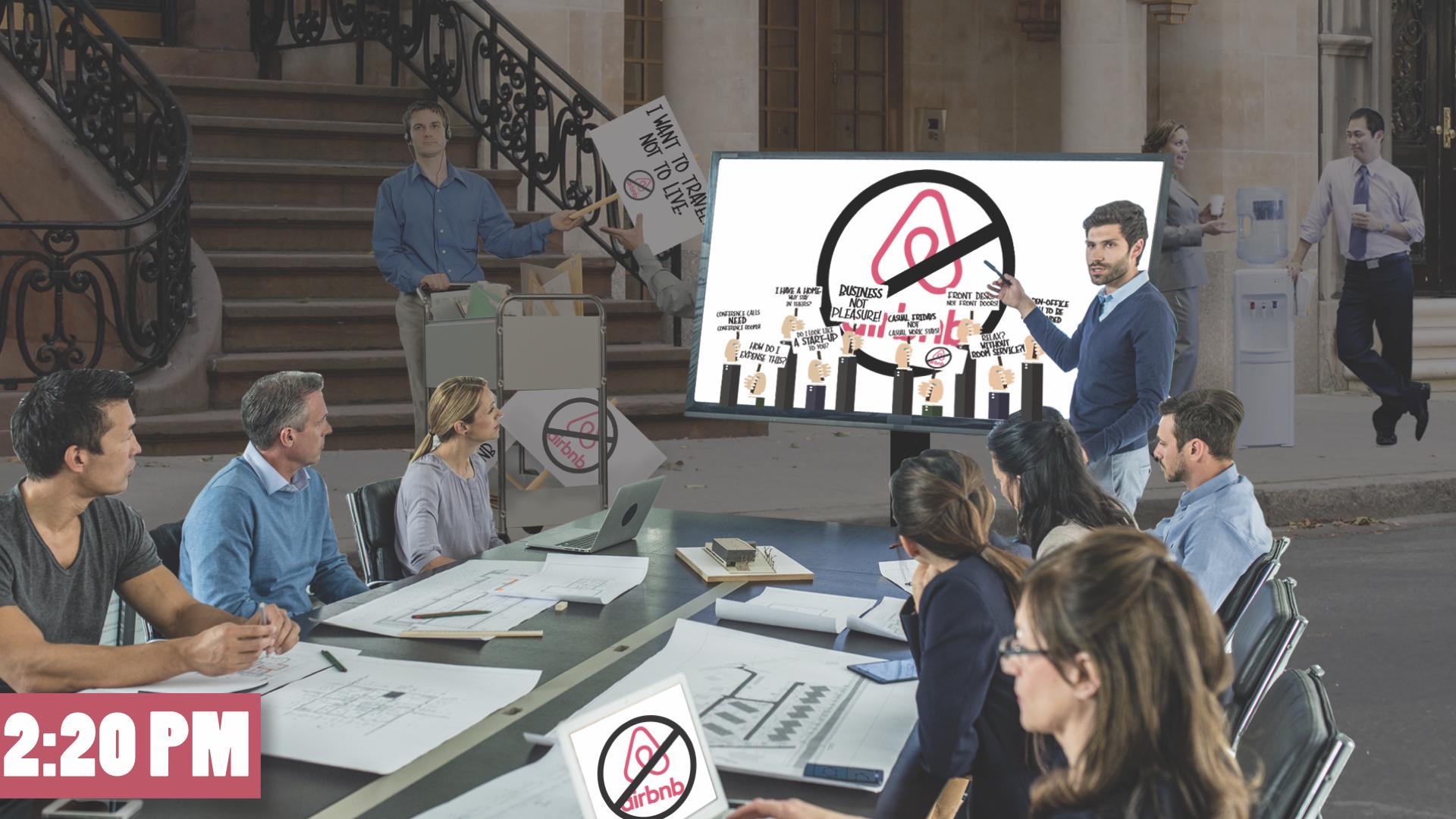 Re-Agenda: The Powerpoint