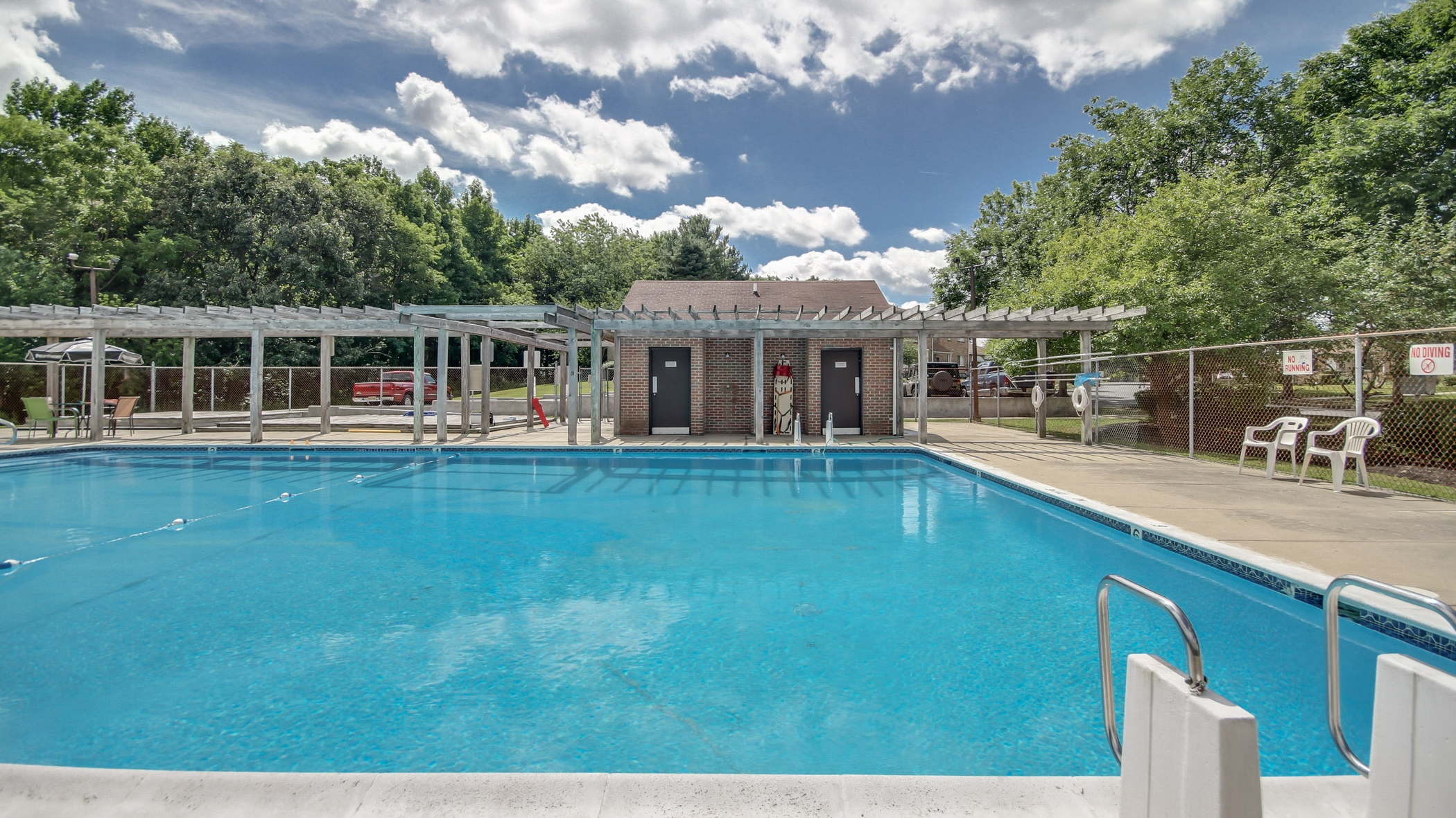 Indian Run Apartments | Pool in Bridgeton, NJ