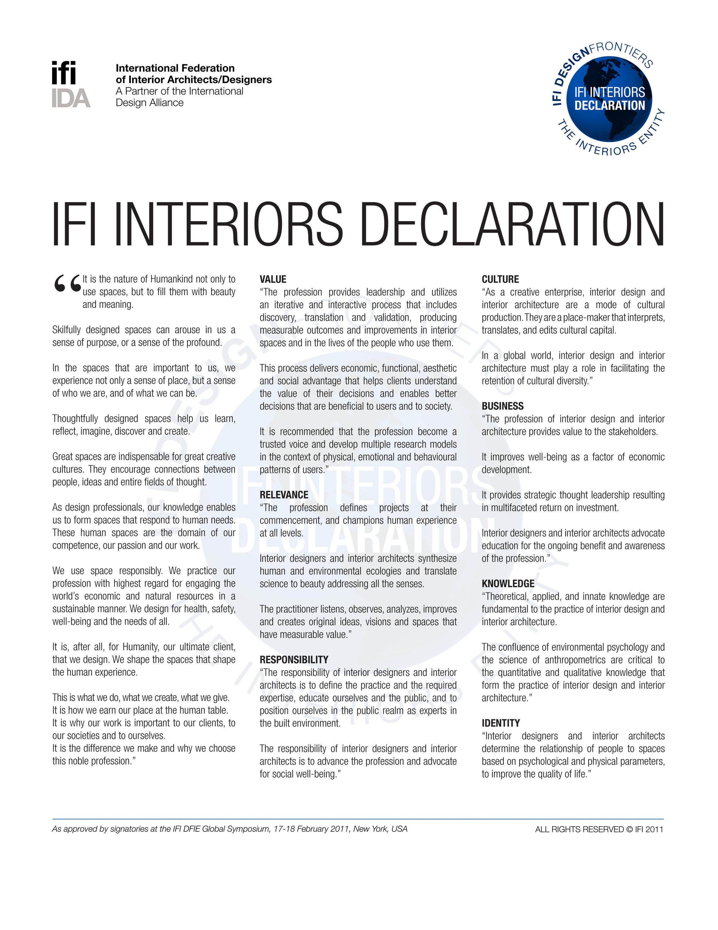 IFI Interiors Declaration_041311.jpg