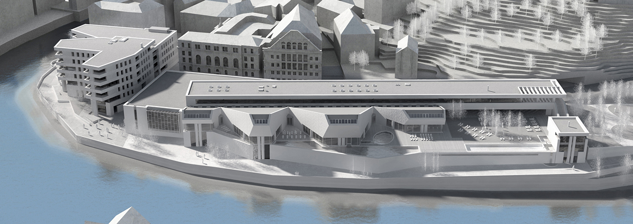Visualisierung Mario Botta Architetti