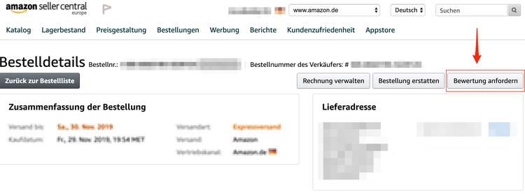 Amazon Kundensupport