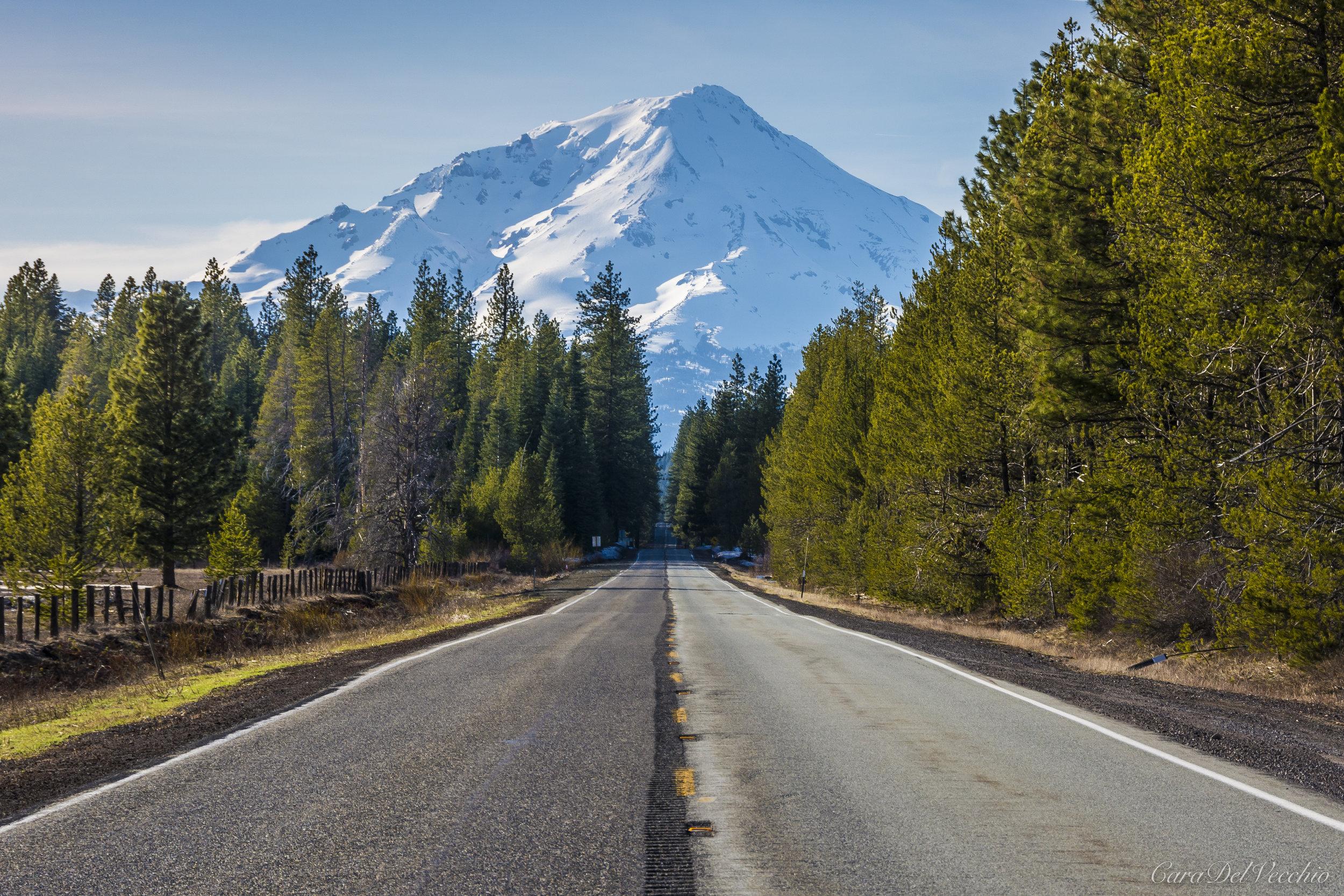 IMAGE #5 (Mount Shasta)