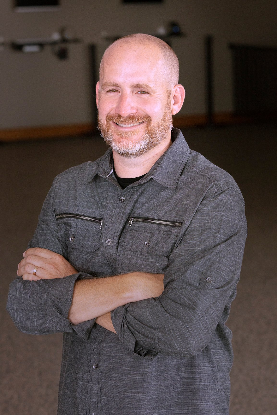 Chris Carr  |  Lead Pastor