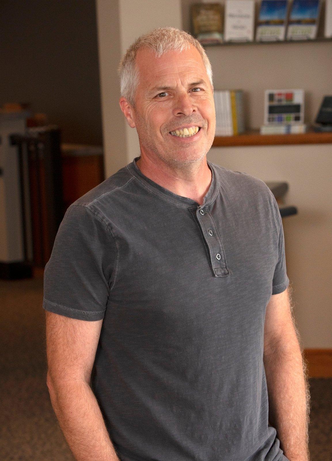 Dennis Gnann  |  Director of Facilities    dennis@harmonybiblechurch.org