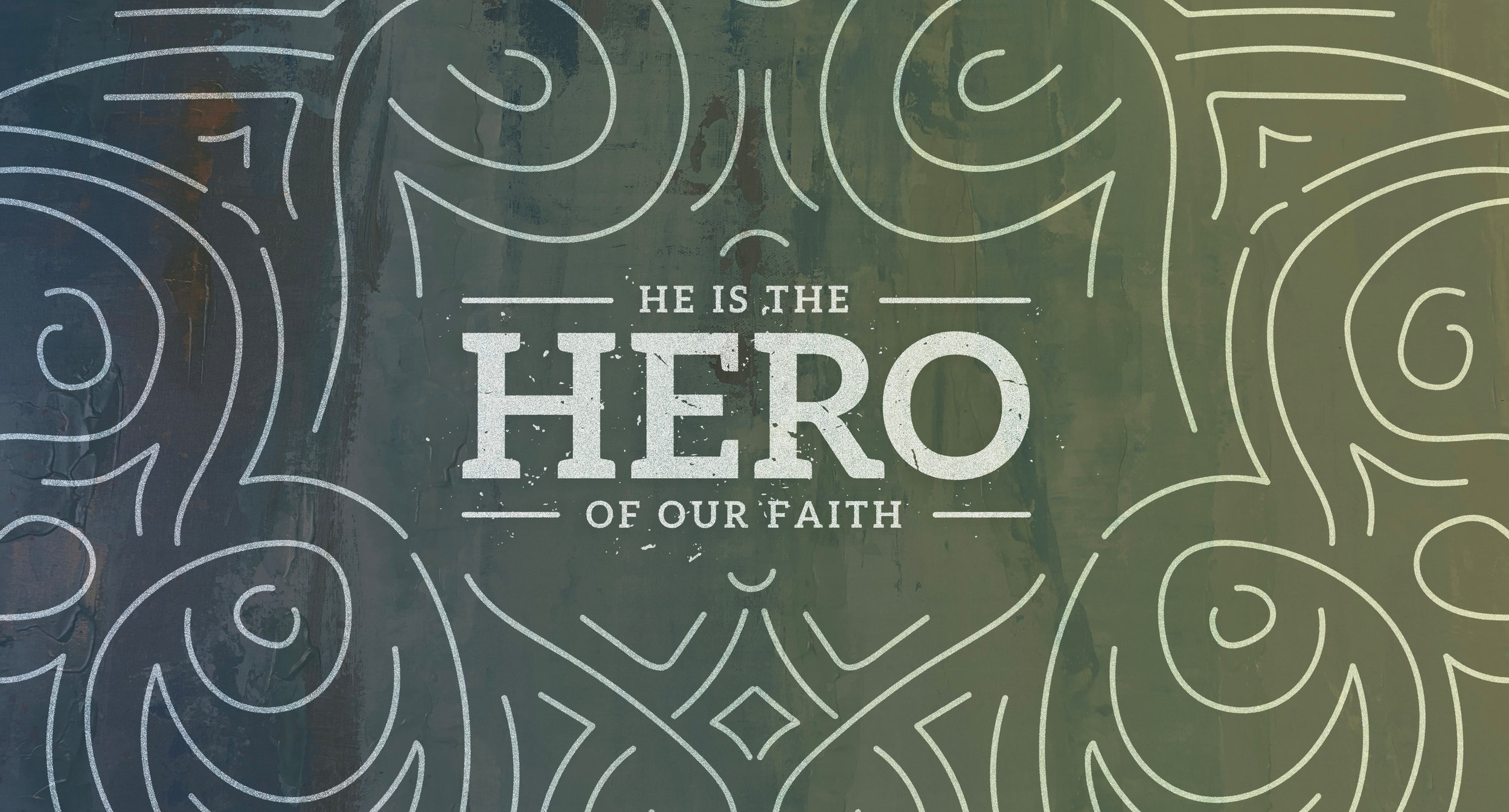 Join us this summer in our new sermon series,  Hero ! We'll explore Hebrews 11 and the amazing stories of seven Old Testament heroes of the faith. These stories all point to Jesus as the true Hero and will encourage us to persevere in our faith today.