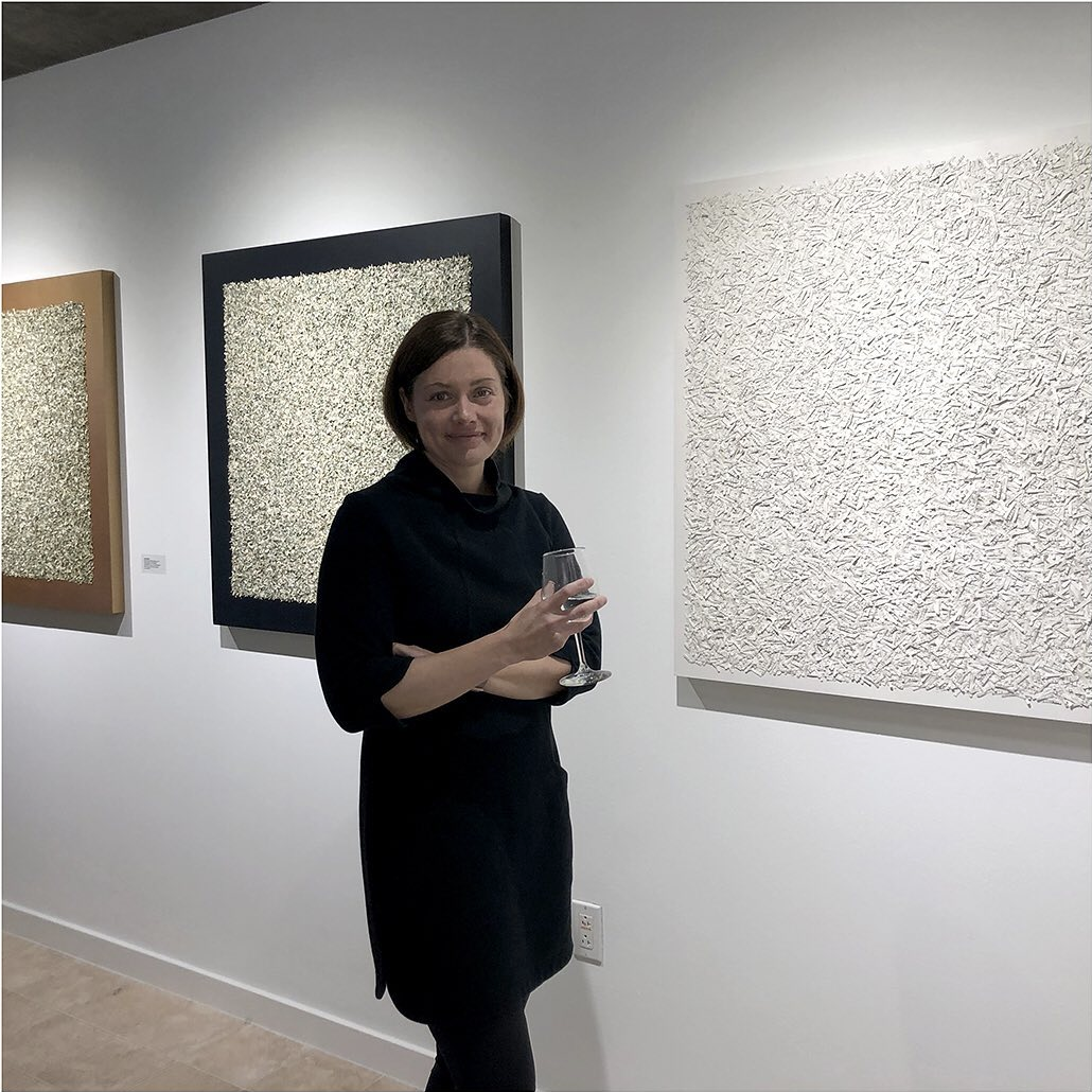 Laura Hapka Gallery Showing