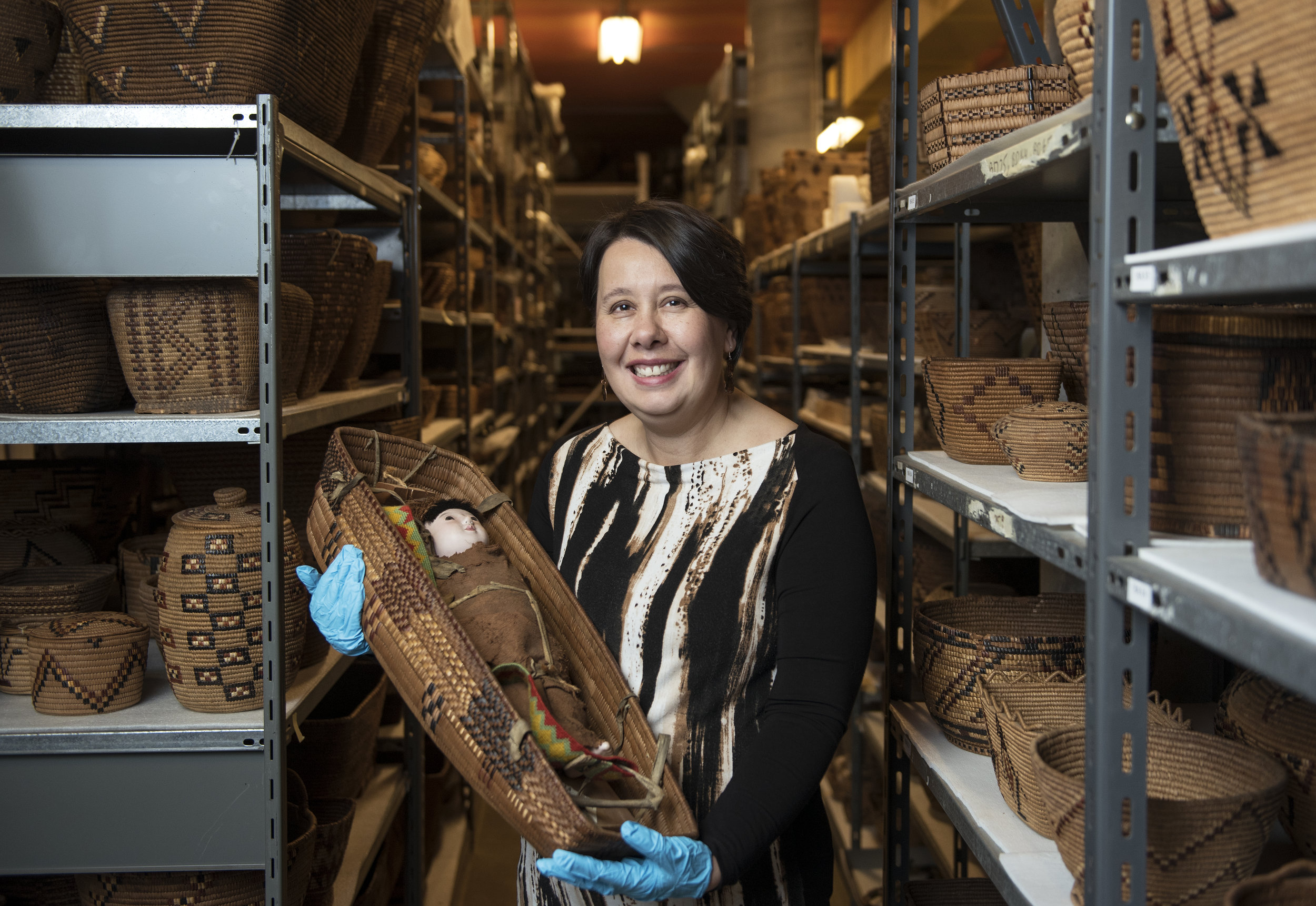 Sharon FortneyCurator of Indigenous Collections and Engagement -