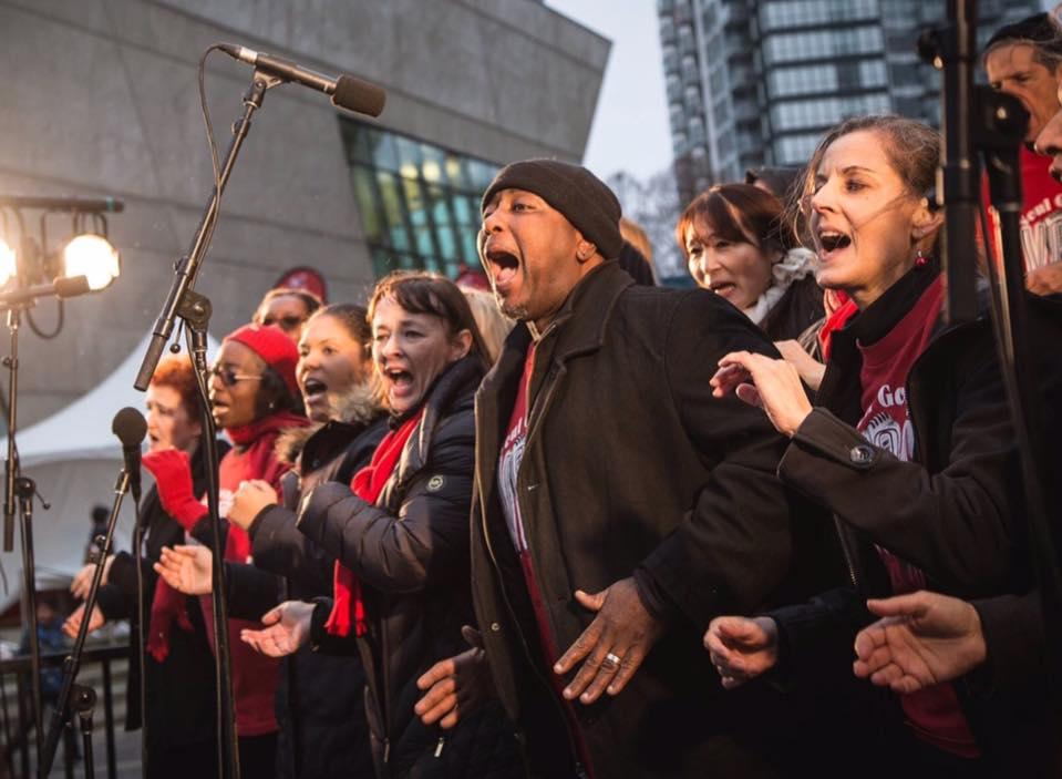 VOC Gospel Choir -