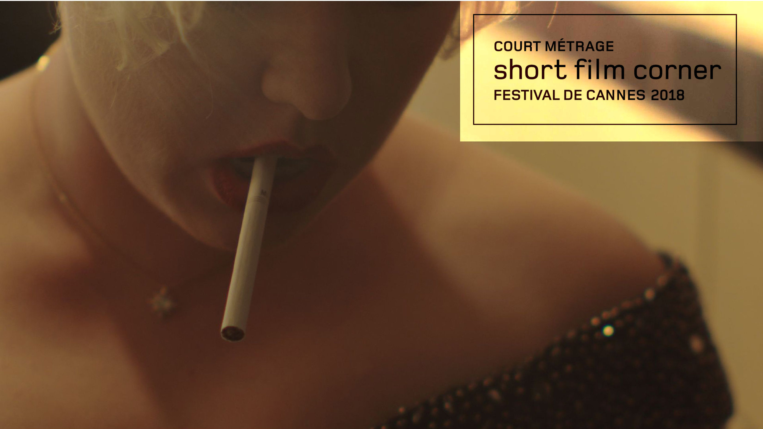 Lydia was nominated for Best Actress in a Short Film in Film Fest International Madrid 2018. The short premiered at Cannes Short Film Corner 2018.