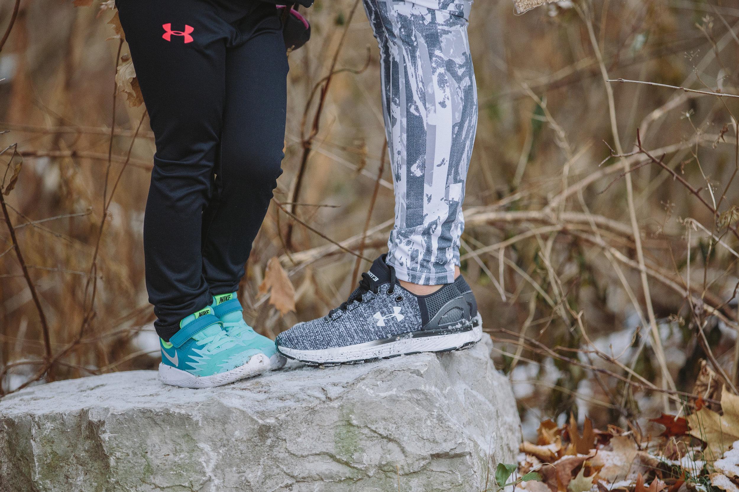 Nike Under Armour