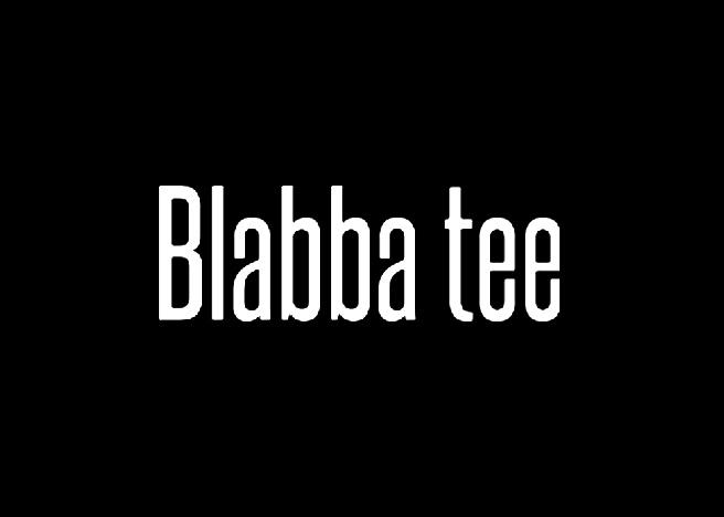 Blabba Tee -