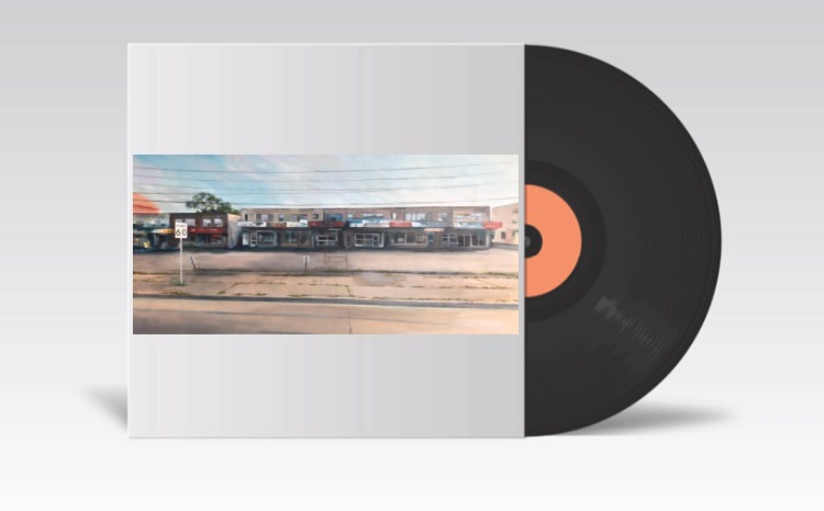 Vinyl Album - Physical copy included in the price upon project completion.