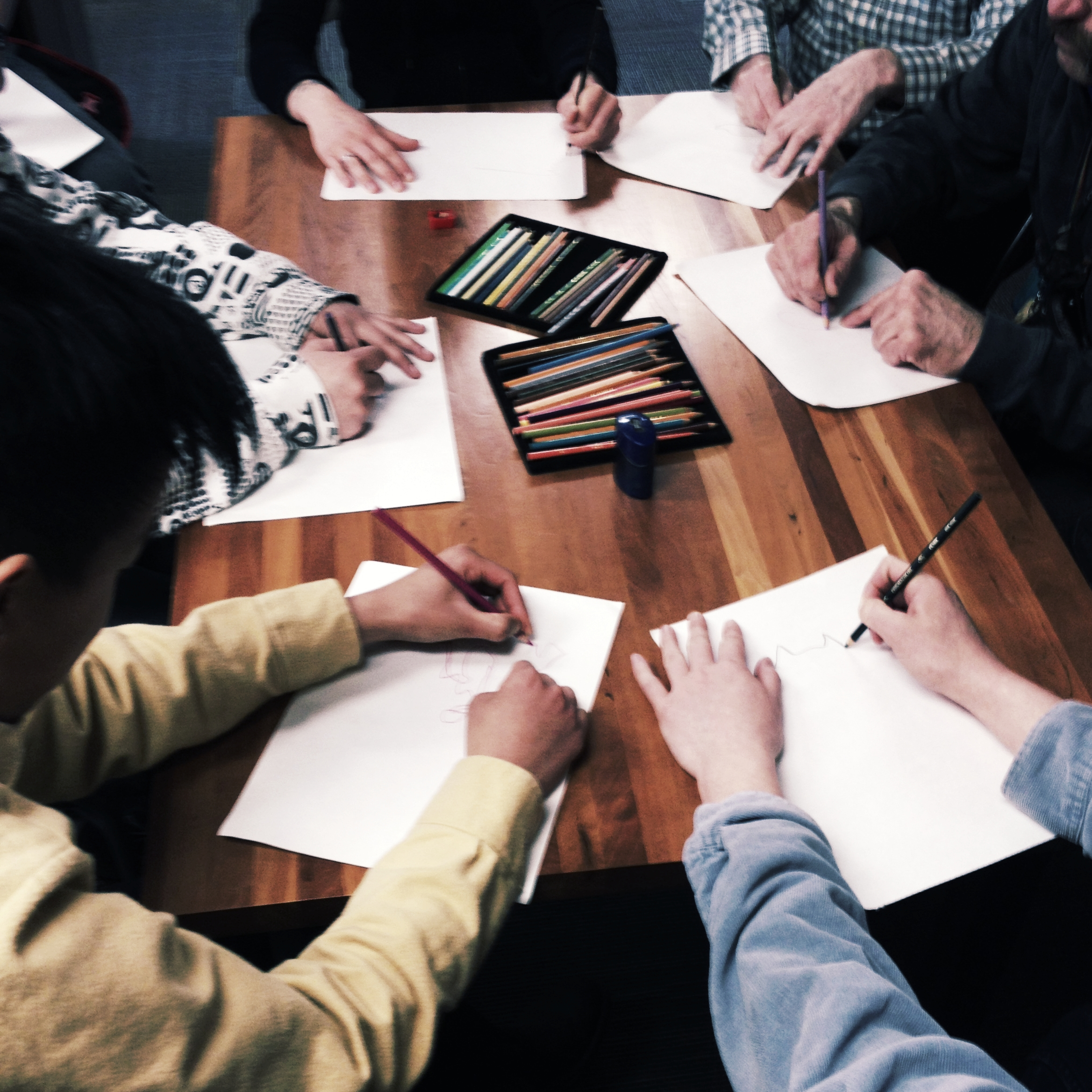 Group Artmaking