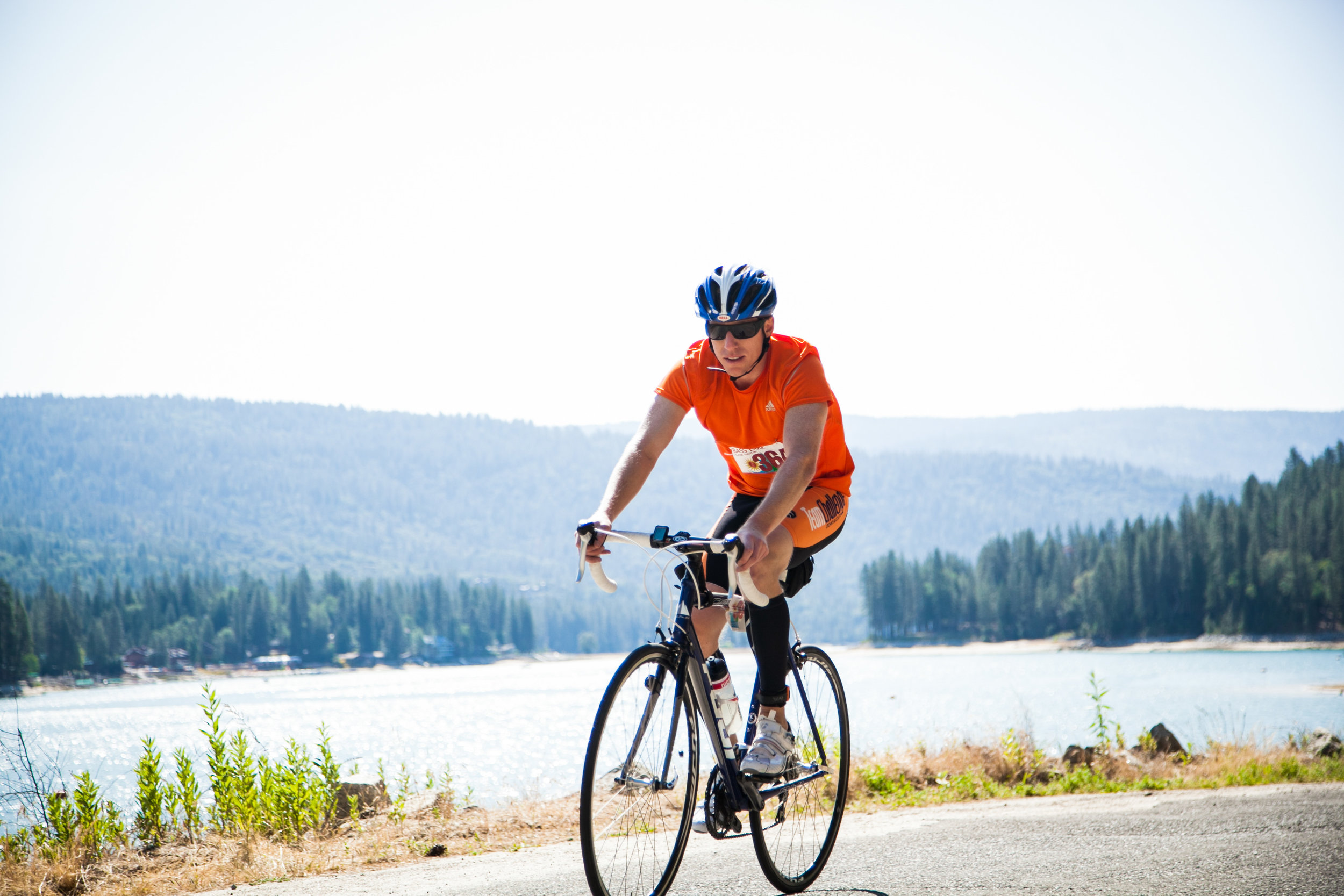 BASS LAKE | yOSEMITE TRIATHLON pHOTO BY ANNIE STARKEY PHOTOGRAPHY