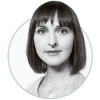Textile artist Irene Rasetti
