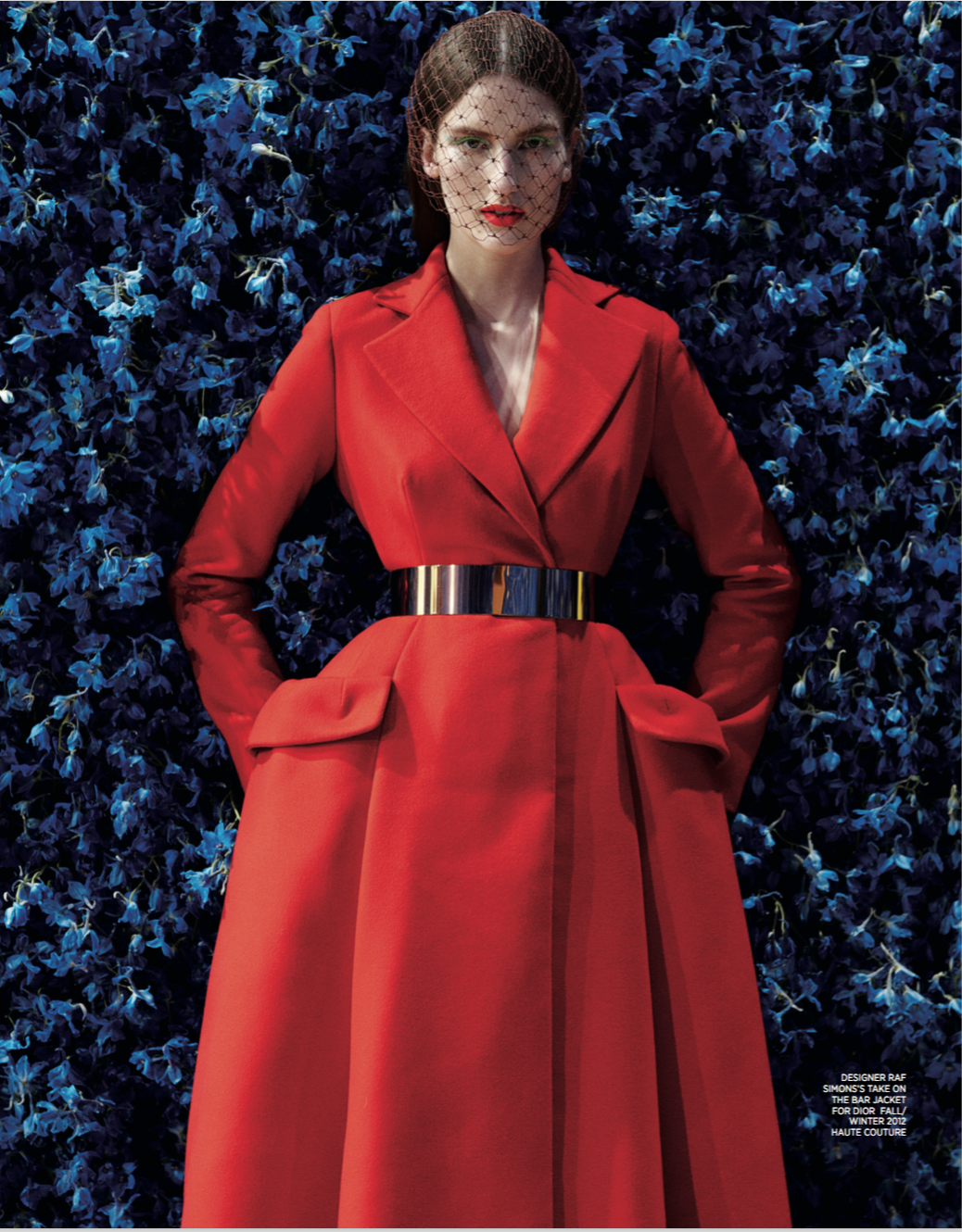 Dior by Leah Van Loon for S magazine Page 2