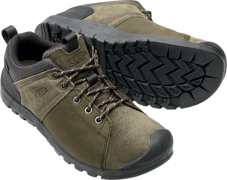 Keen Shoes Men Citizen Low in Caper