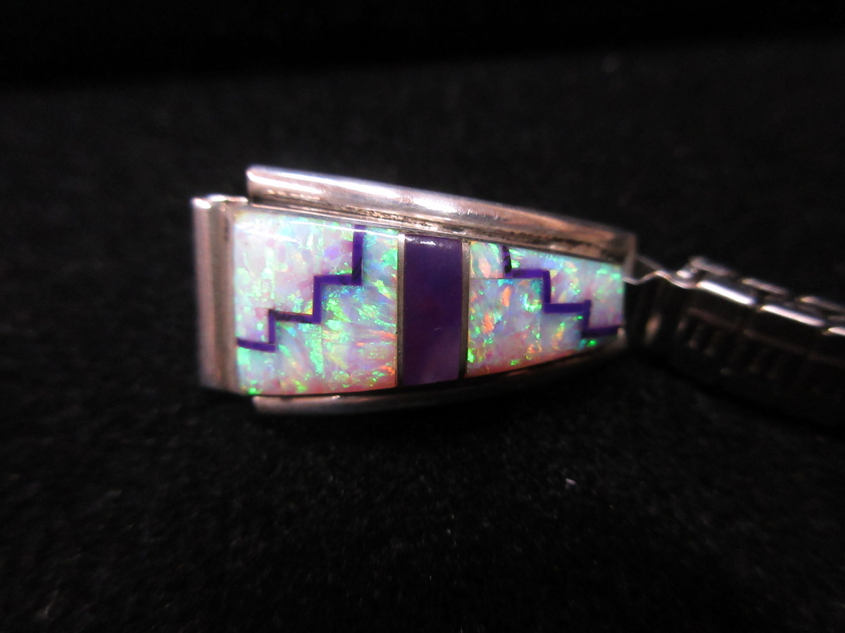Opal Watchband Detail