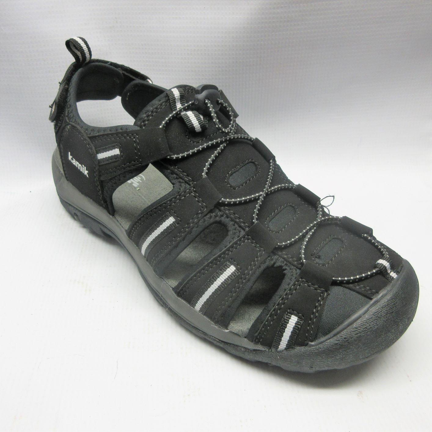 Kamik Sandals Men Capemay in Black
