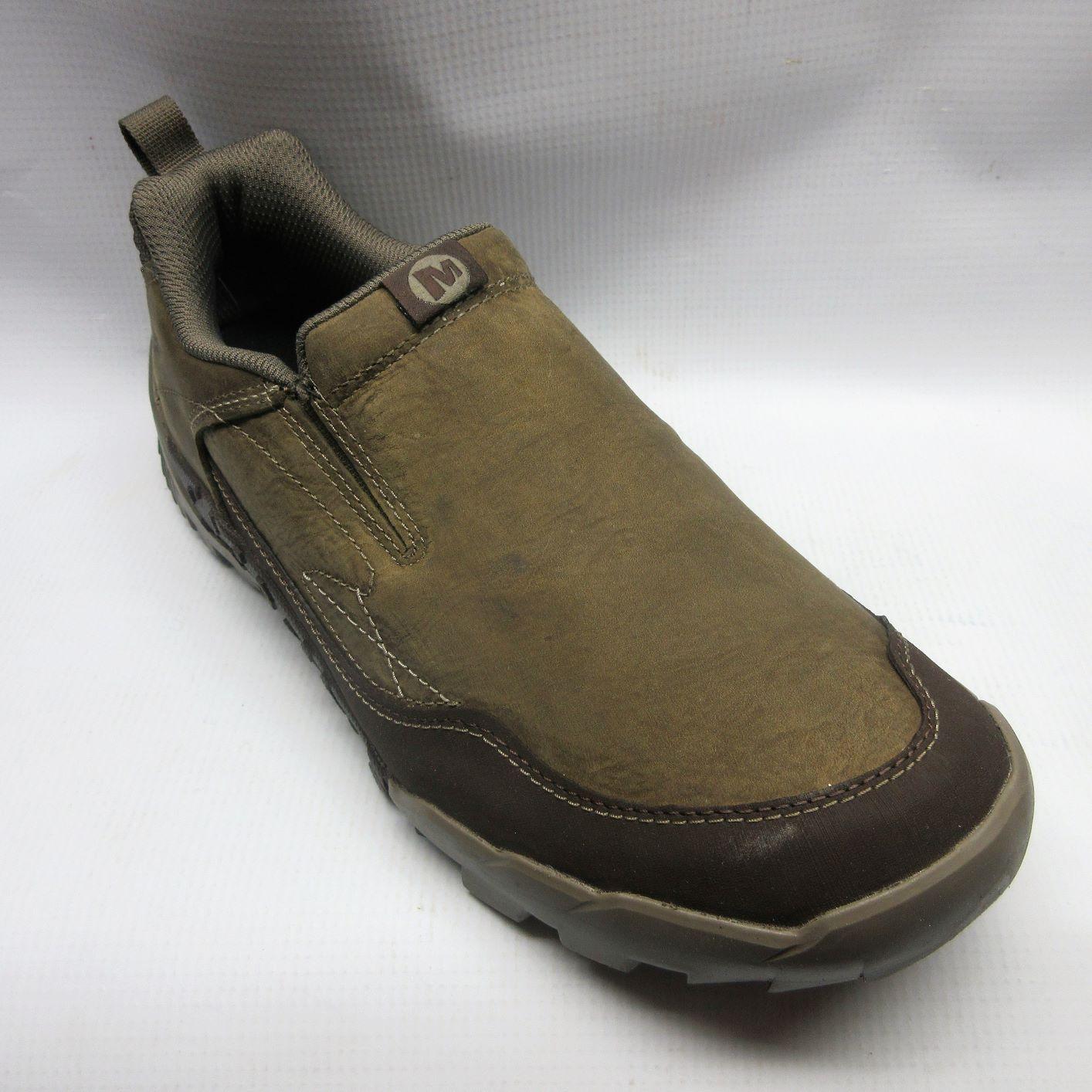 Merrell Shoes Men Annex Trak Moc in