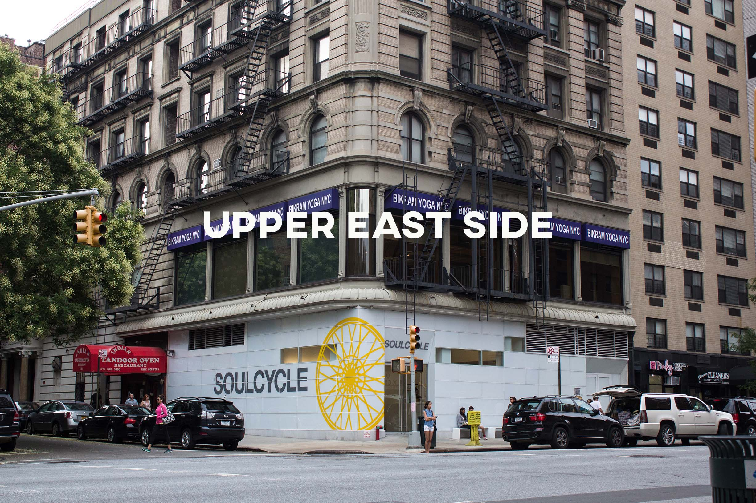 Upper East Side - More than the high-end 5th Avenue you've seen in movies and television