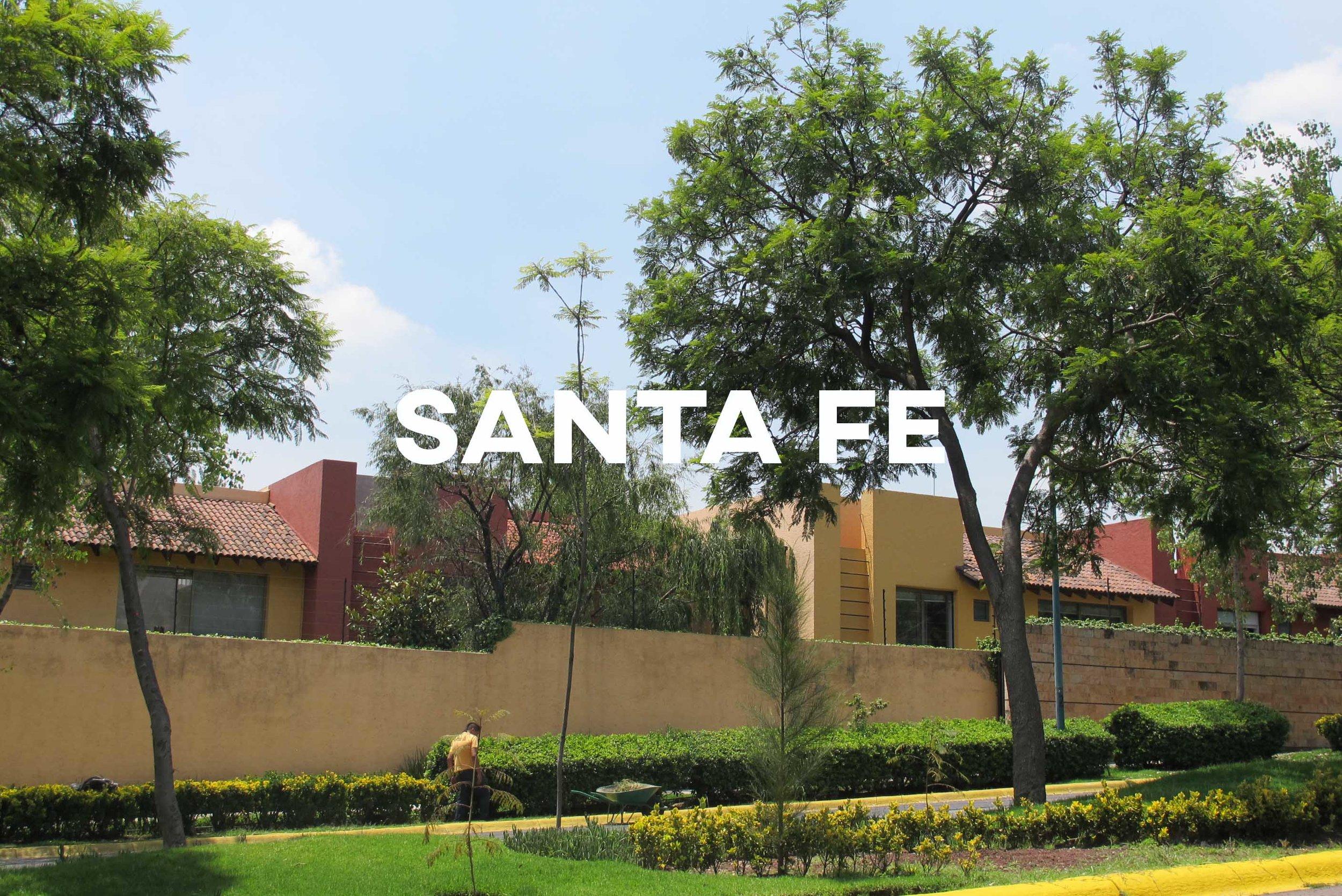 Santa Fe - A youthful & vibrant neighborhood with urban charm