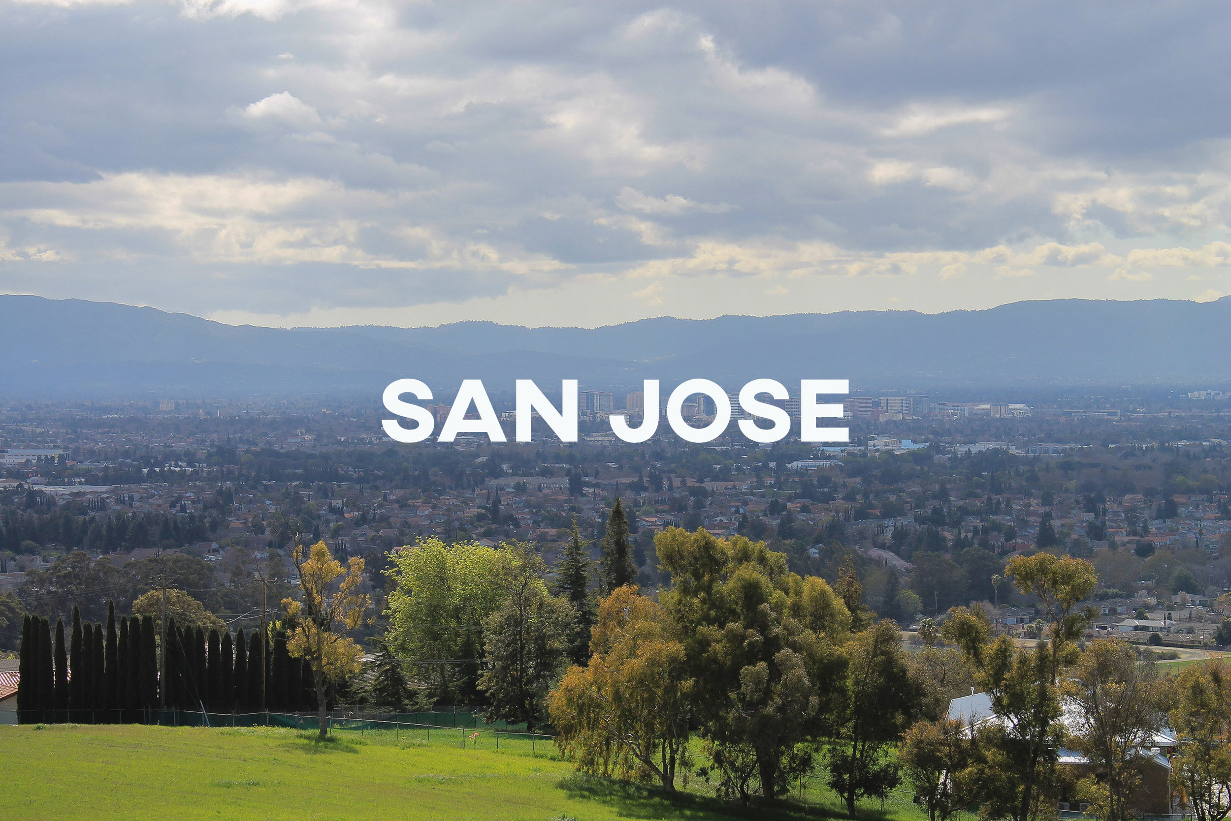 San Jose - The financial and cultural center of Silicon Valley