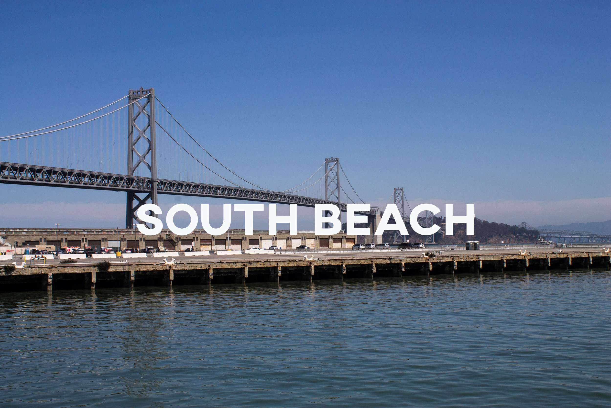 South Beach - San Francisco's newest neighborhood, full of crisp, clean, skyscraping rental units.