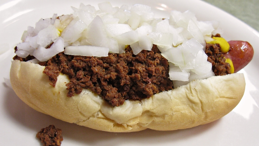 Hot dogs from Nathan's are a Coney Island staple.