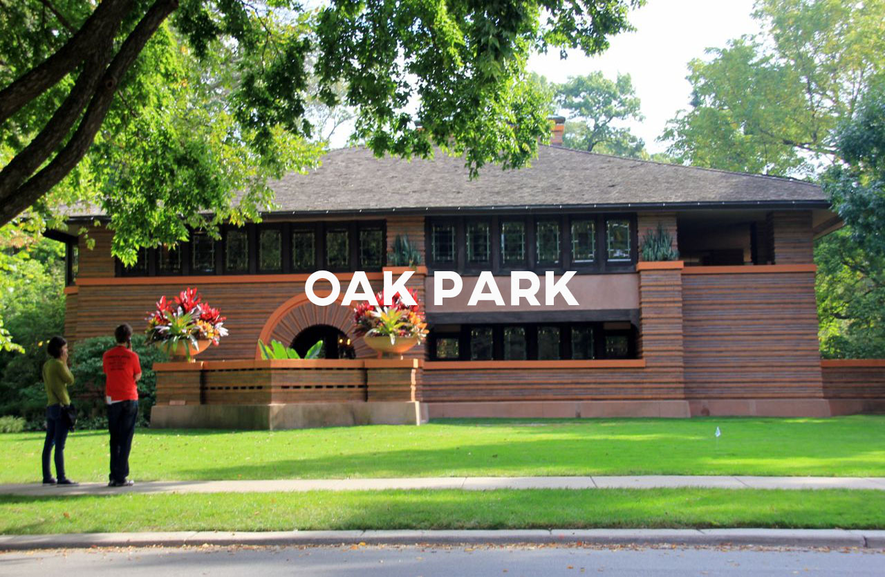 Oak Park - A strong sense of community and a vibrant and prosperous business sector