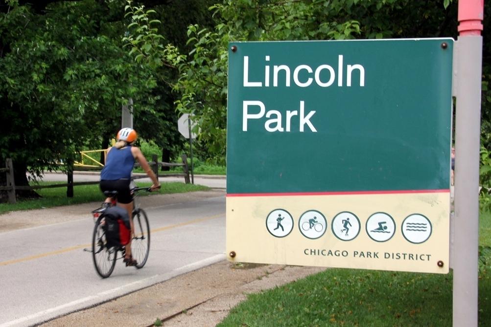 Lincoln Park path.JPG