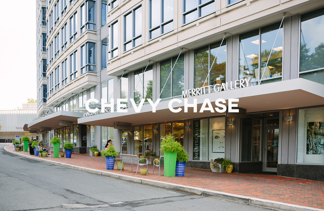Chevy Chase - A calm community with entertainment for all ages