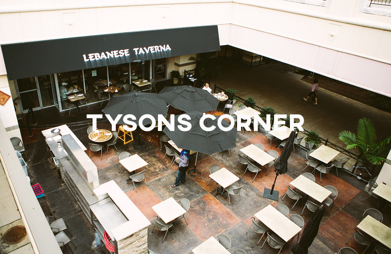 Tysons Corner - A town drawing big business and comfortable living