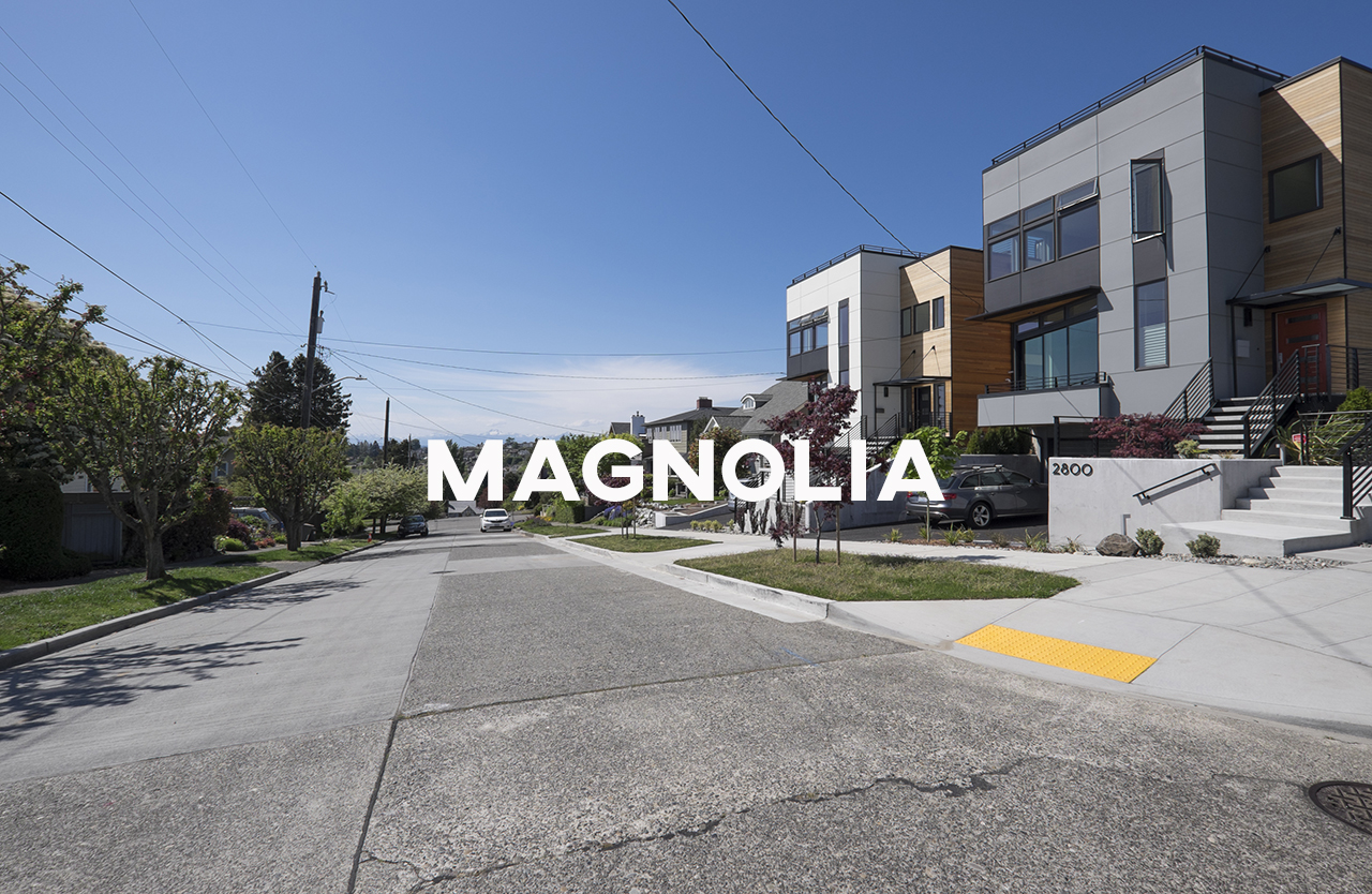 Magnolia - Family friendly, peaceful and calm.