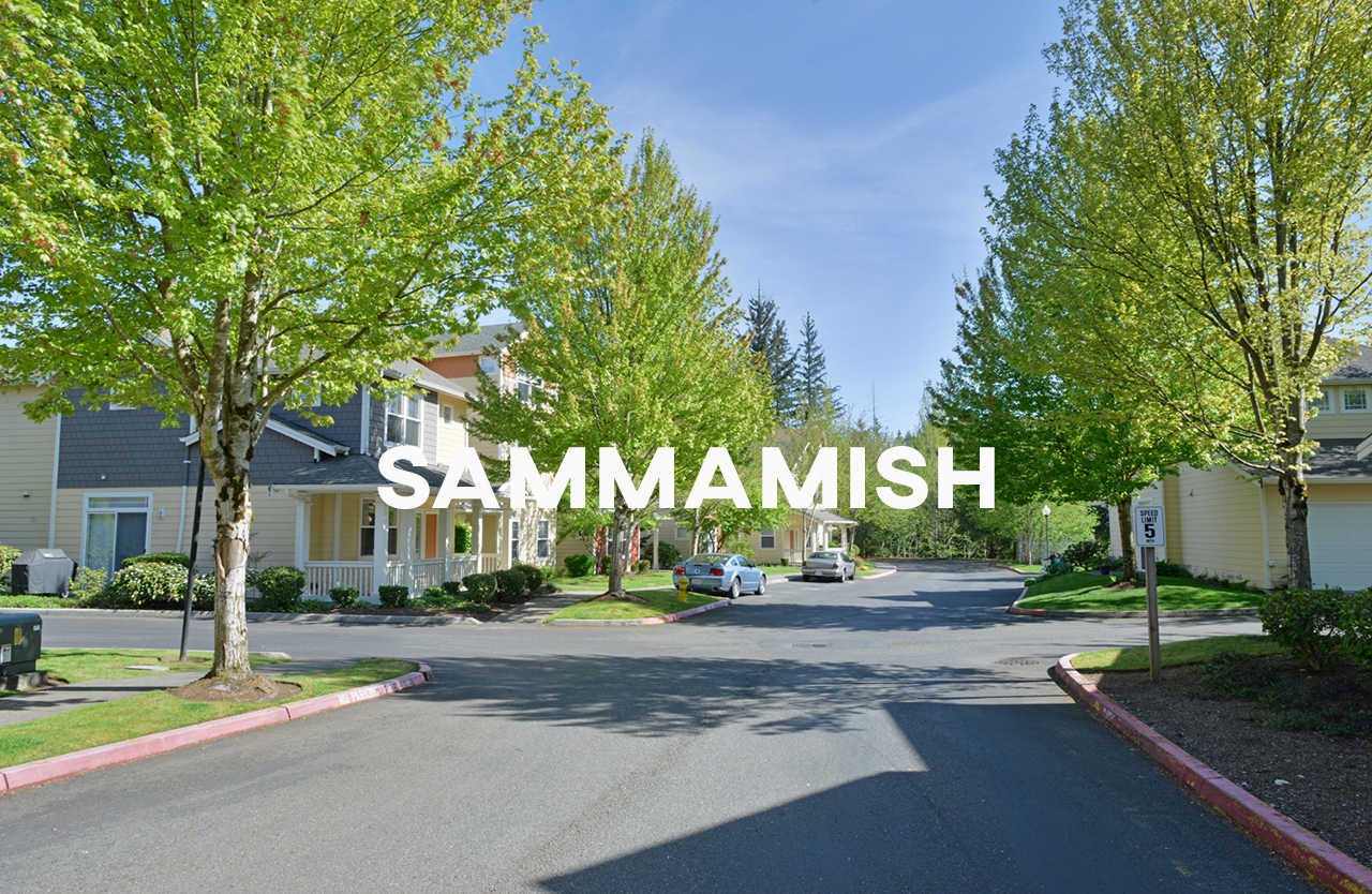Sammamish - Ranked by Forbes Magazine in 2012 as America's Friendliest Town to live in.