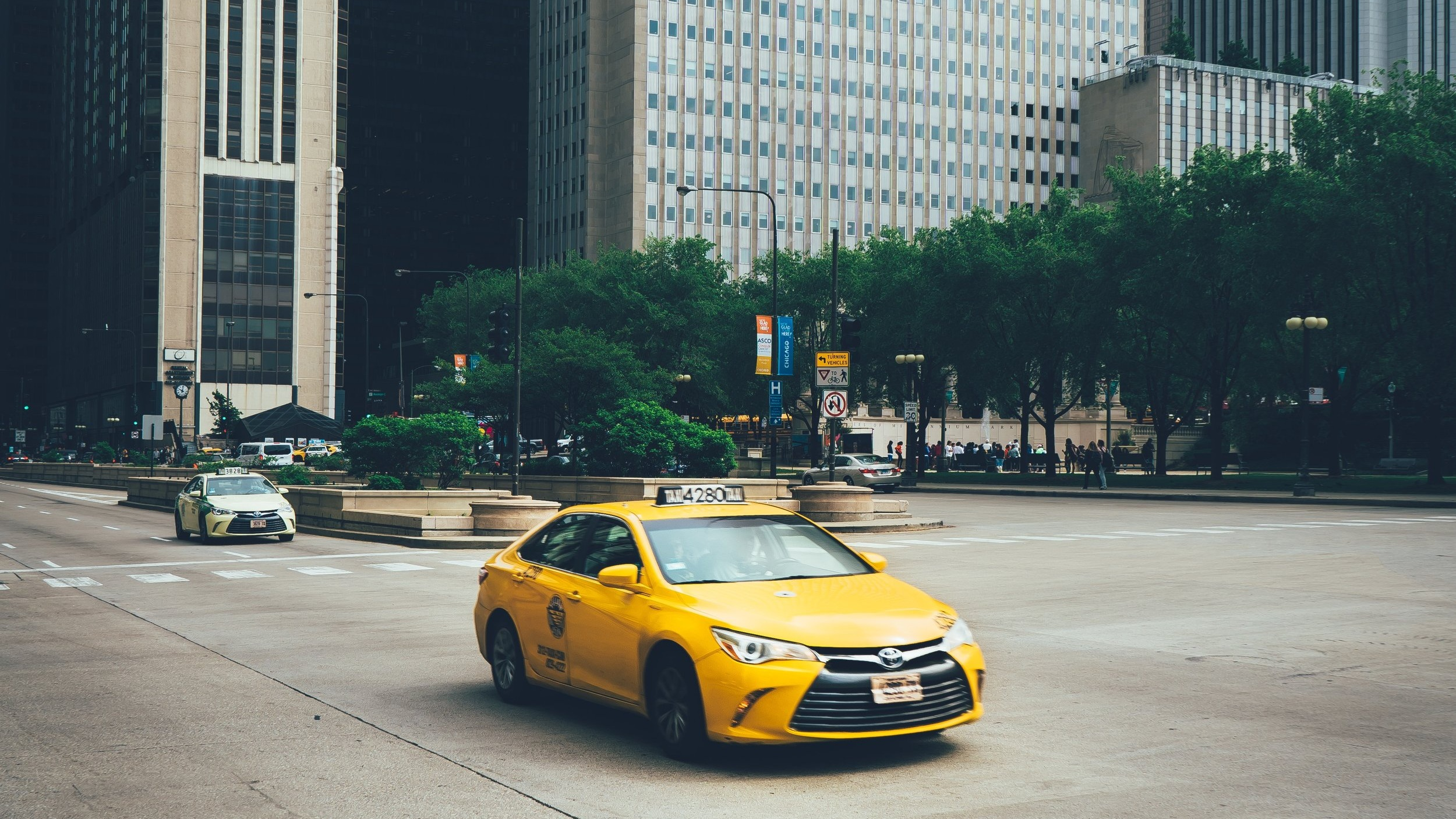 Sometimes grabbing a taxi or rideshare is the more convenient option.
