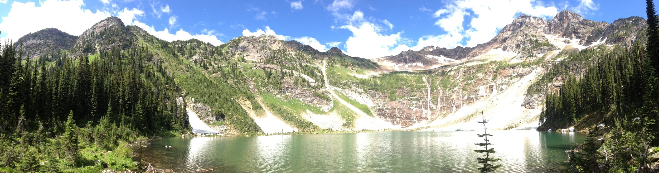 Pinnacle Lake, BC