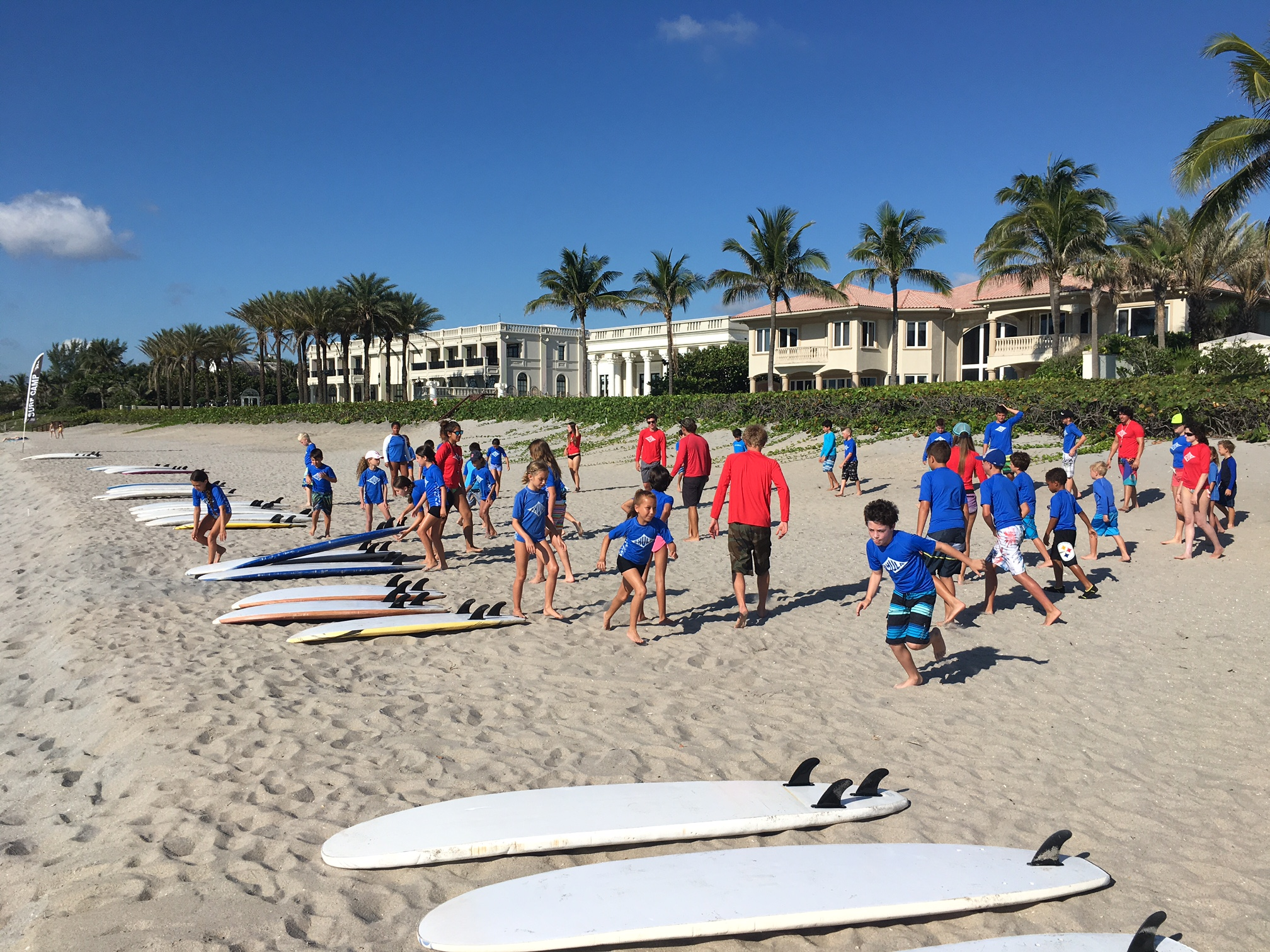 Our Mission is Simple - We are 100% focused on serving our communities by providing our students with proper safety, etiquette, and surfing/paddling technique.  Our goal is to help contribute to our community by bringing a little ALOHA to the kids, families, and adults, through Surfing and Ocean Safety Awareness! Hula Surf School is a Positive environment where we work together as a Family of Friends and welcome each other by showing the Aloha Spirit.With over 50 years of combined surfing and ocean safety experience, Hula Surf & Paddle School is committed to providing the ultimate surfing education experience for ALL AGES.