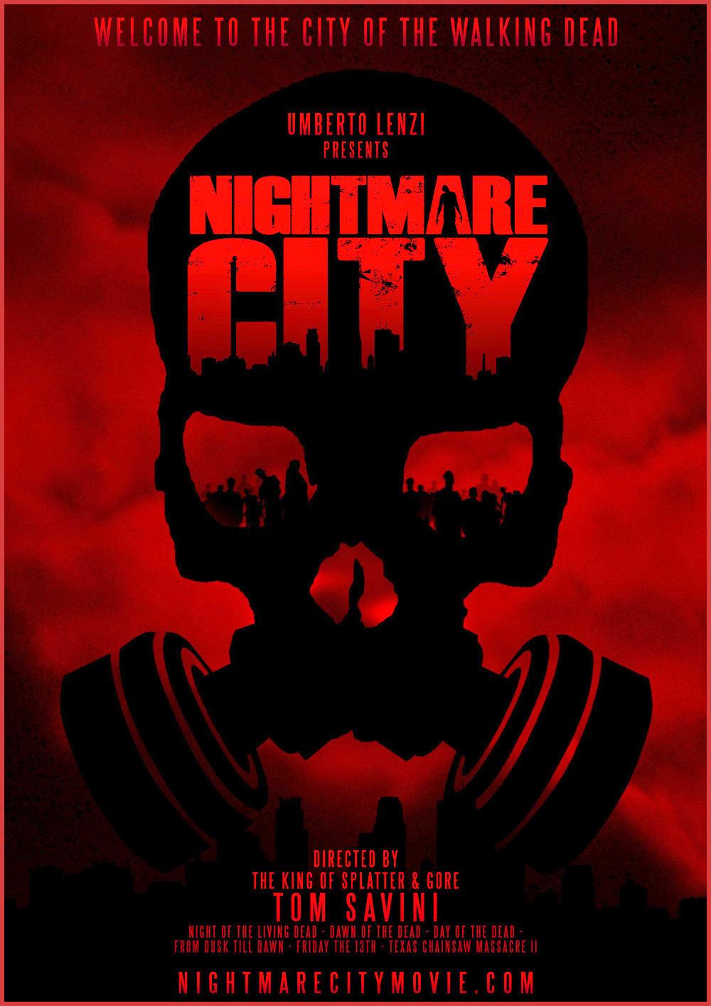 NIGHTMARE CITY REMAKE MOVIE POSTER COURTESY OF NIGHTMARECITYMOVIE.COM